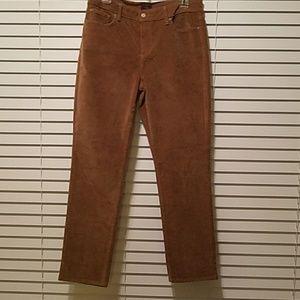 NWOT NYDJ Woman's Corduroy Skinny Pants